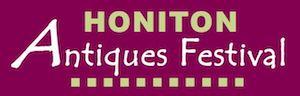 Honiton Antiques Festival Logo