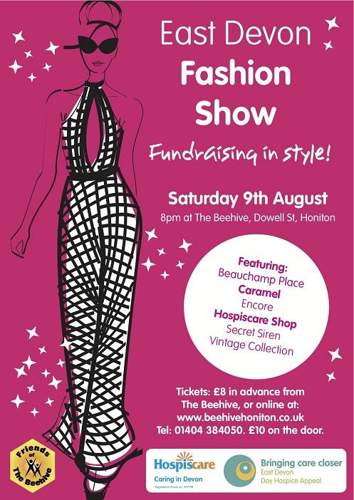 Honiton Charity Fashion Show