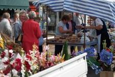 Honiton Market 750th Anniversary