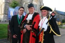 Honiton Mayor Making 2011