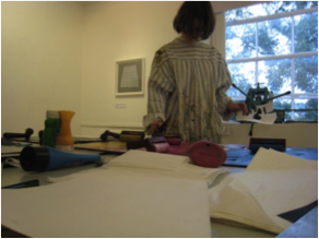 Print Workshop at The Thelma Hulbert Gallery, Honiton